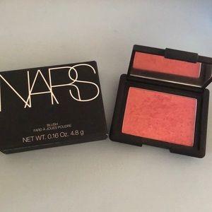 NARS orgasm blush full size slightly used w box